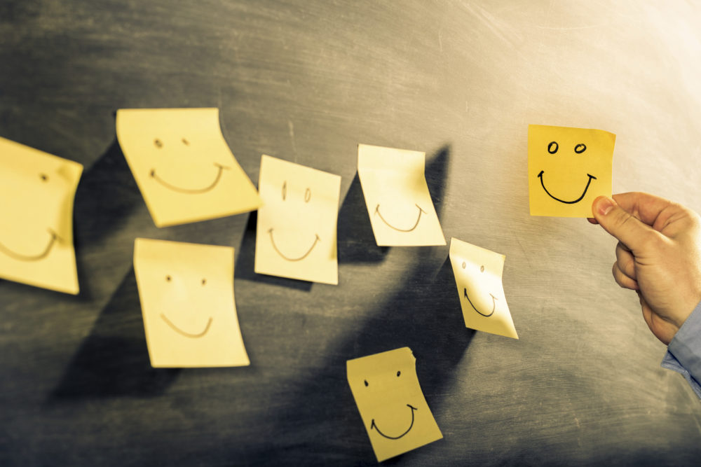 WHAT DOES IT REALLY MEAN TO BE HAPPY?